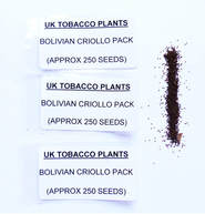 BOLIVIAN CRIOLLO SEED PACKS