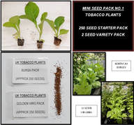 MINI TOBACCO SEED PACK NO.1